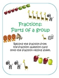 Fractions: Parts of a Group