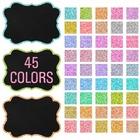 Frames - 45 Fancy Chalkboard Glitter Frames