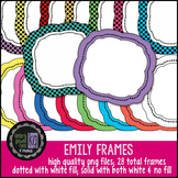 Frames: KG Emily Frames