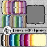 Frames and Backgrounds Set 2