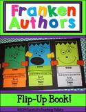Franken Authors Flip Up Book
