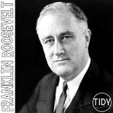 Franklin Roosevelt PebbleGo