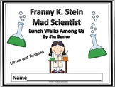 Franny K. Stein Mad Scientist Lunch Walks Among Us