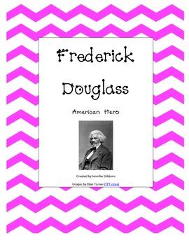 Frederick Douglass Unit Plan