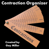 Free Contraction Organizer