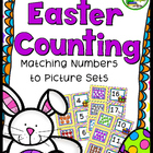 Free Easter Number Match - A Counting Game