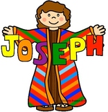 Free Emergent Reader about Joseph's Coat of many Colors fr