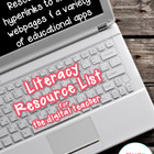 Free List of On-line Literacy Resources: Hyperlinks and Websites