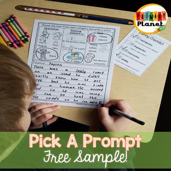 Free Pick a Prompt Sampler!