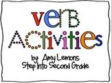 Free Verb Activities