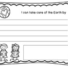 Freebie Earth Day Page
