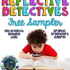 Freebie! Graphic Organizers - Reading Logs - Reflective De