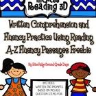 Freebie Sample Pack: mClass Reading 3D TRC Written Compreh