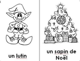 French: Noel Flashcards and Puzzles