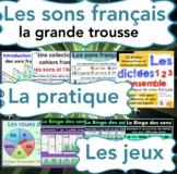 French Phonics Mega Bundle: La grande trousse pour pratiqu