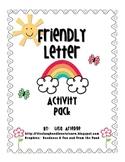 Friendly Letter Pack