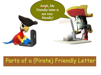 Friendly Letter powerpoint lesson