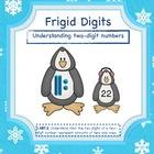 Frigid Digits- Base Ten Blocks and 2-Digit Numbers (Common