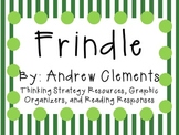 Frindle by Andrew Clements: Characters, Plot, Setting