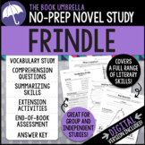 Frindle Novel Study - Andrew Clements