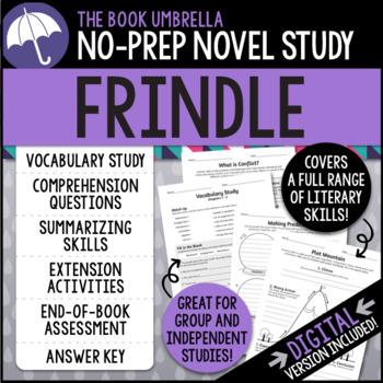 Frindle Novel Study - Andrew Clements