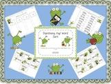 Frog Diphthong /ng/ (ang, ing, ong, ung) Word Sort
