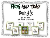 Frog and Toad Activities: BUNDLE