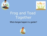 Frog and Toad Together - Phonics/Phonemic Awareness  PowerPoint