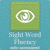 Sight Word Fluency - Assessment and Progress Monitoring Software