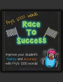 Fry's 1,000 Words RACE TO SUCCESS Set