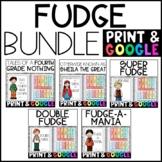 Fudge Books BUNDLE: Complete Set of Common Core Reading Responses