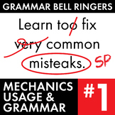 Full Semester of Grammar, Proofreading Lessons to Quickly