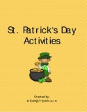 Fun St. Patrick's Day Activities