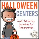 Fun With Frank: Halloween Themed Math and Literacy Fun