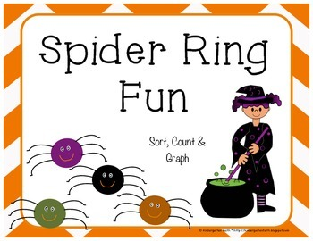 Fun With Halloween Spider Rings