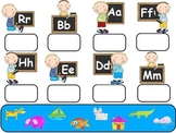 Fun With Letter Sounds for ActivBoard