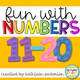 Fun with Numbers Part 2!  11-20