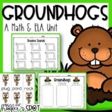 Fun with Phil {A Groundhog ELA/Math Unit}