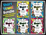 Fun with Short Vowels! BUNDLE {Common Core Word Work Activities}