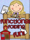 Foldables ~ Functional Folding Fun! Flip-Flap Books And El