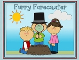 Furry Forecaster - Groundhog Day Poem with Reading and Wor