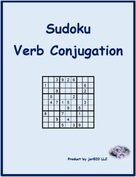 Futuro semplice irregolare (Future tense in Italian) Sudoku