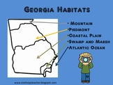 GA Habitats letters to student
