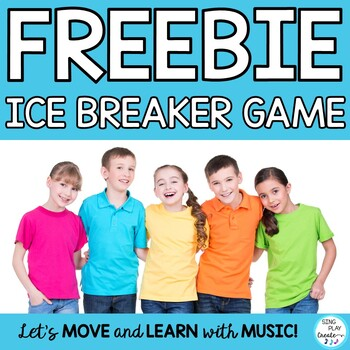 GAME: *Ice Breaker *Get to Know You * Brain Break