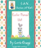 G.A.W. Easter Themed Unit