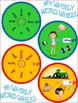 Word Wheels - GH and GHT Phonics