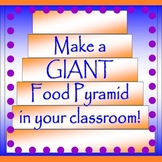 GIANT Food Pyramid
