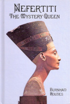 GUIDED RFG SET OF 5 Nefertiti Mystery Queen by Burnham Holmes