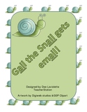 Gail the Snail gets email!