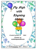 "Game for Treasures Reading Stories Unit 1, Story 2""Flying High"""